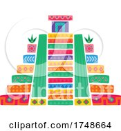 Mexican Themed Pyramid
