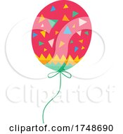 Poster, Art Print Of Mexican Themed Party Balloon