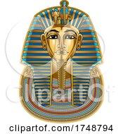 Ancient Egyptian Tutankhamun Mask