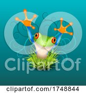 Leaping Tree Frog