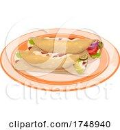 Poster, Art Print Of Enchiladas