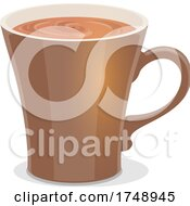 Poster, Art Print Of Chocolate Drink