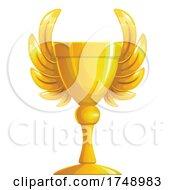 Winged Trophy