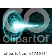 Poster, Art Print Of Technology Data Center