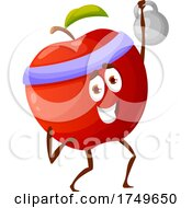 Fit Apple Character