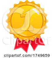 First Place Badge