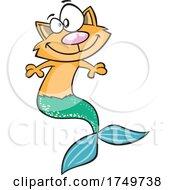 Cartoon Mercat by toonaday
