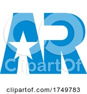 A R Letter Design