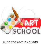 Art School Design by Vector Tradition SM