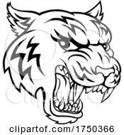Tiger Animal Cartoon Mascot