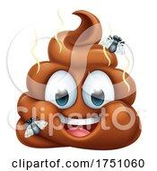 Happy Poop Poo Emoticon Poomoji Emoji Icon