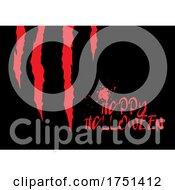Animal Claw Marks Background 0408
