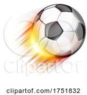 08/29/2021 - Flaming Flying Soccer Ball