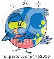 Cartoon Sick Bird
