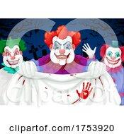 Poster, Art Print Of Halloween Background