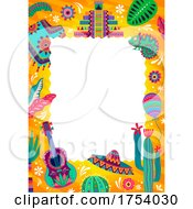 Poster, Art Print Of Mexican Background