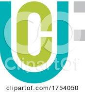 Letter U And C Design
