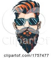 Bearded Man With Shades
