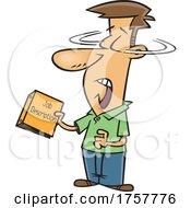 Cartoon Discussing A Job Description