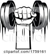 Poster, Art Print Of Fitness Design