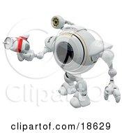 royalty free  rf  clip art illustration of a cartoon space Laser Quest Clip Art Laser Gun