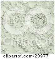 Royalty Free RF Clipart Illustration Of A Seamless White Stucco Texture Background