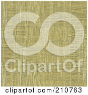 Royalty Free RF Clipart Illustration Of A Textured Background Of Greenish Particle Board