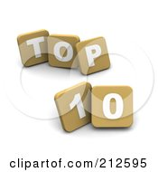 3d Tan Blocks Spelling TOP 10