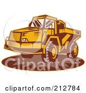 Dump Truck Logo