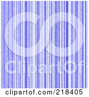 Royalty Free RF Clipart Illustration Of A Blue Vertical Matrix Background by oboy