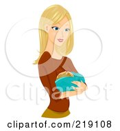 Royalty-Free (RF) Mother And Baby Clipart, Illustrations, Vector ...