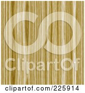 Royalty Free RF Clipart Illustration Of A Realistic Seamless Wood Grain Background Pattern