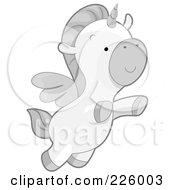 Flying Winged Unicorn