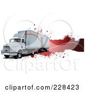 Trucking Grunge Website Header 3 by leonid