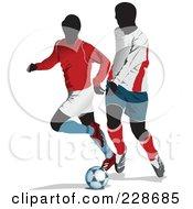 Soccer Men 2 by leonid