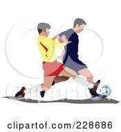 Soccer Men 1 by leonid