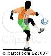 Soccer Man 2 by leonid