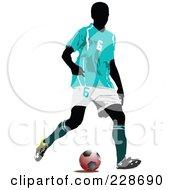 Soccer Man 3 by leonid