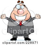 Happy Chubby Boss