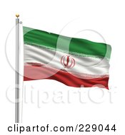 http://images.clipartof.com/thumbnails/229044-Royalty-Free-RF-Clipart-Illustration-Of-The-Flag-Of-Iran-Waving-On-A-Pole.jpg