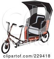 Retro Rickshaw