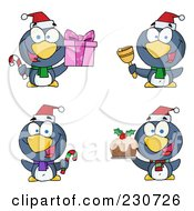Royalty Free RF Clipart Illustration Of A Digital Collage Of C by Hit Toon