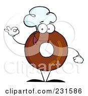 Doughnut Mascots by Hit Toon