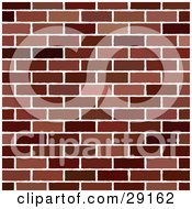 Red Brick Wall Clipart