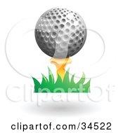 Royalty-Free (RF) Golf Tee Clipart, Illustrations, Vector ... Golf Ball On Tee Clipart