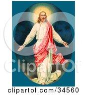 Jesus Christ Resurrected