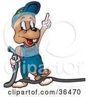 Friendly Gas Attendant Beaver
