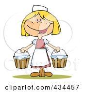 Maid Milking