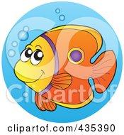 Logo Of A Marine Fish 6