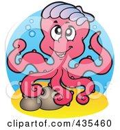 Logo Of An Octopus